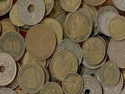 Monnaies au kilo