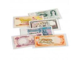 Rangement pour billets de banque : albums, coffrets, étuis individuels