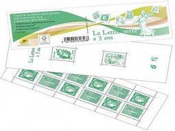 Carnets commémoratifs de timbres de France pour votre collection.