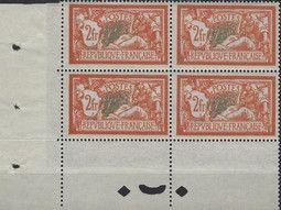 Timbres de France semi-moderne émis de 1900 à 1940 en vente à prix net