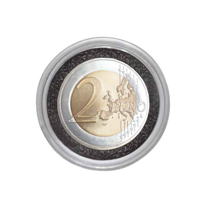 Capsules Ultra Intercept pour monnaies 2€
